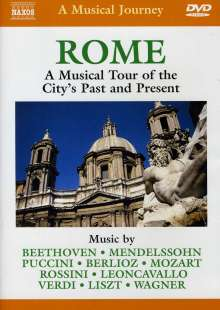 A Musical Journey - Rome, DVD