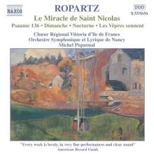 Joseph Guy Ropartz (1864-1955): Chorwerke, CD
