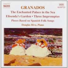 Enrique Granados (1867-1916): Klavierwerke Vol.6, CD