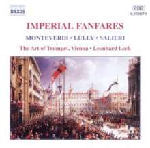 Imperial Fanfares, CD