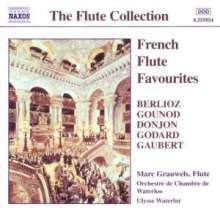 Marc Grauwels - French Flute Favourites, CD