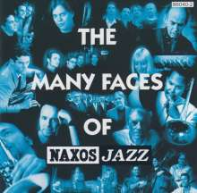 The Many Faces Of Naxos Jazz, CD