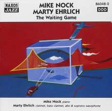 Mike Nock: The Waiting Game, CD