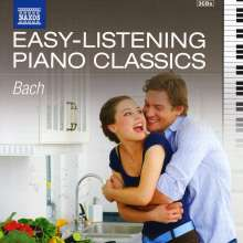 Easy Listening Piano Classics - Bach (Naxos-Sampler), 3 CDs