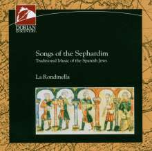 Various Artists: Songs Of The Sephardim, CD
