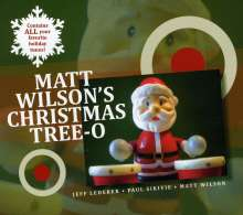 Matt Wilson  (Jazz): Matt Wilson's Christmas Tree-o, CD