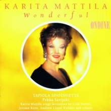 Karita Mattila - Wonderful, CD