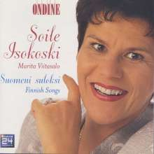 Soile Isokoski - Finnish Songs, CD