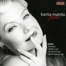 Karita Mattila - Fever, CD