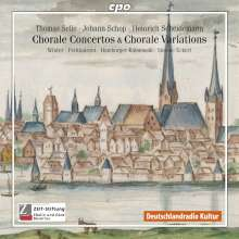 Thomas Selle (1599-1663): Choralkonzerte, CD