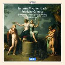 Johann Michael Bach (1745-1820): Friedens - Cantata, CD