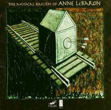 Anne LeBaron (geb. 1953): The E.& O.Line (Ausz.), CD