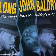 Long John Baldry: On Stage Tonight: Baldry's Out, CD