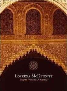 Loreena McKennitt: Nights From The Alhambra (DVD + 2CD Amaraycase), DVD