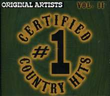 Certified #1 Country Hits: Vol. 2-Certified #1 Country Hi, 3 CDs