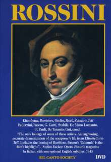 Gioacchino Rossini (1792-1868): Arien, DVD