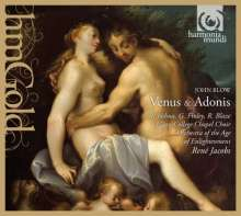John Blow (1649-1708): Venus and Adonis, CD