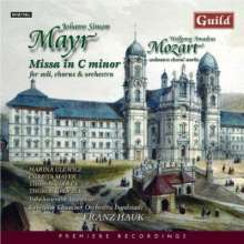 Johann Simon Mayr (1763-1845): Messe in c, CD