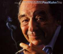 Paul Kuhn  (geb. 1928): My World Of Music - Live At The King..., CD