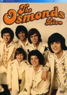 Osmonds: Live 1977, DVD