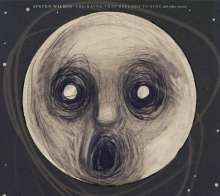 Album-Artwork - Steven Wilson: The Raven That Refused To Sing