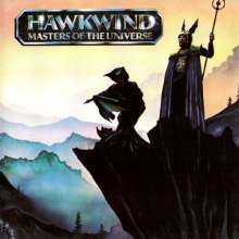 Hawkwind: Masters Of The Universe (180g) (Limited Edition) (Clear Vinyl), LP