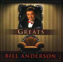 Bill Anderson: Greats, CD