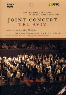 Berlin Philharmonic / I: Joint Concert In Tel Aviv, DVD