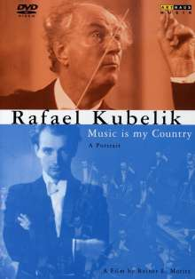 Rafael Kubelik - Music is my Country (A Portrait), DVD