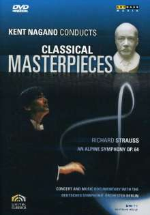 Deutsches So Berlin; Nag: Strauss: An Alpine Symp, DVD