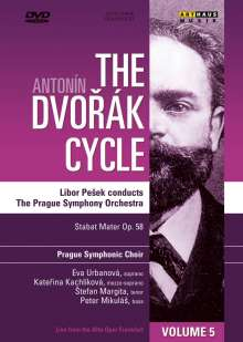 Antonin Dvorak (1841-1904): The Dvorak Cycle Vol.5, DVD