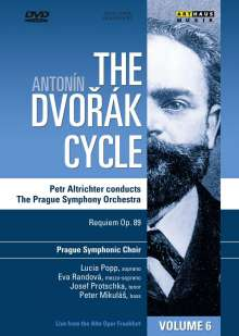 Antonin Dvorak (1841-1904): The Dvorak Cycle Vol.6, DVD