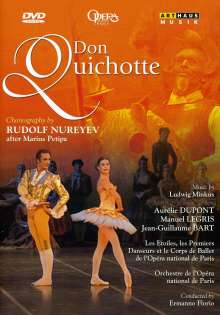 Paris Opera Ballet - Don Quichotte, DVD
