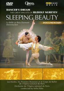 Dancer's Dream - The Great Ballets of Rudolf Nureyev, DVD