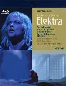 Richard Strauss (1864-1949): Elektra, Blu-ray Disc