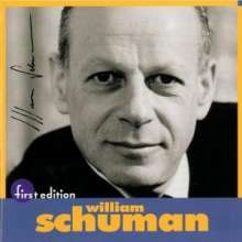 William Schuman (1910-1992): Symphonie Nr.4, CD