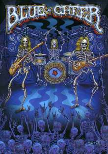 Blue Cheer: Rocks Europe 2008, DVD