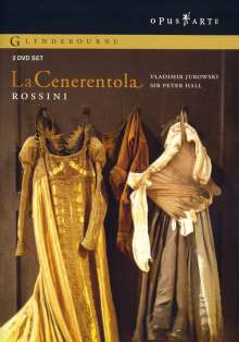 Gioacchino Rossini (1792-1868): La Cenerentola, 2 DVDs