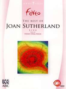 Joan Sutherland  - The Best of, DVD