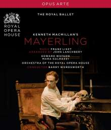 Royal Ballet Covent Garden:Mayerling, Blu-ray Disc