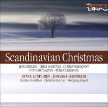 Scandinavian Christmas, CD