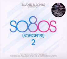 Blank & Jones: So80s (So Eighties) Vol. 2, 3 CDs