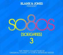 Blank & Jones: So80s (So Eighties) Vol. 3, 3 CDs