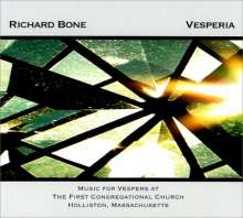 Richard Bone: Vesperia, CD