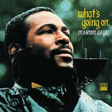 Marvin Gaye: What's Going On (Limited Edition), SACD