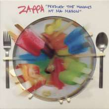 Frank Zappa: Feeding The Monkies At Ma Maison, CD
