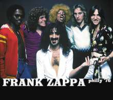 Frank Zappa: Philly '76, 2 CDs