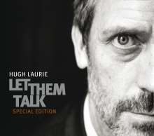 Hugh Laurie: Let Them Talk (CD + DVD) (Special Edition Digisleeve), CD