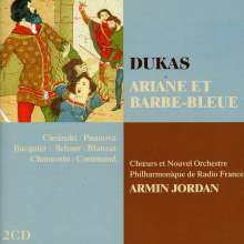 Paul Dukas (1865-1935): Ariane et Barbe Bleue, 2 CDs