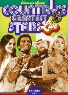 Country's Greatest Stars Live: Country's Greatest Stars Live, DVD